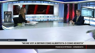 Francisco Petrozzi revela contundentes razones para renunciar a Fuerza Popular