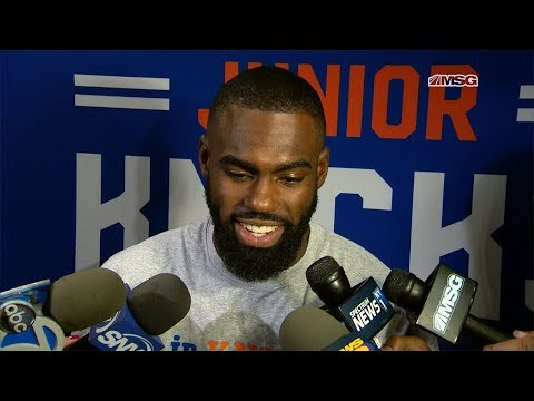 Tim Hardaway Jr. on Being Back With the New York Knicks: I Wouldn't Want To Be Anywhere Else