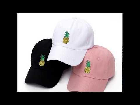 Pineapple Hats