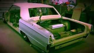1965 Mercury (Bellflower/SoCal late 60's style) build vid #3