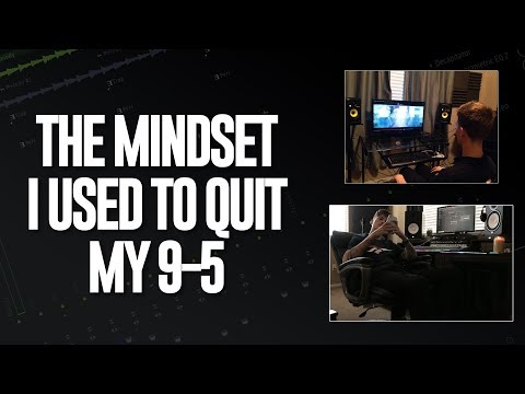 The Mindset That Helped Me Become A Full Time Producer