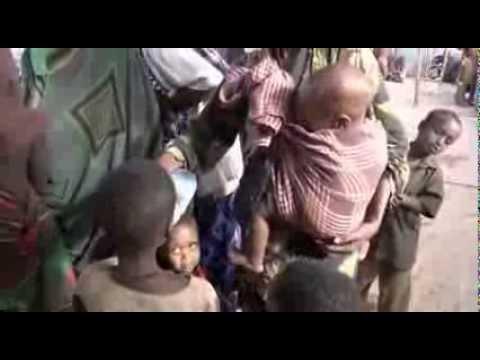 Afrika hungert - Ein Wettlauf gegen die Zeit