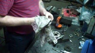 видео chevrolet lacetti (замена прокладки клапанной крышки)