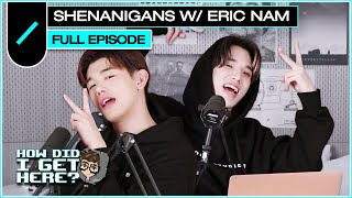 Jae (DAY6) and Eric Nam Catch-Up (FULL EPISODE) I HDIGH Ep. #4