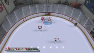 NHL 2K10 2 ON 2, 4 ON 4 OUTDOOR RINK PLUS ZAMBONI!