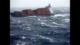 Von Savona nach Kiel mit der Costa Pacifica , unser Seegang in der Biscaya.