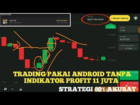 (New) Strategi binomo android terbaik modal kecil profit % | strategi binomo fds trader