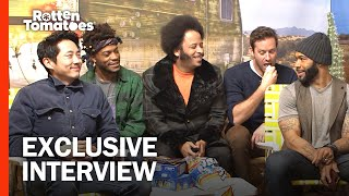 UNCUT 'Sorry to Bother You' Director and Cast Interview | Rotten Tomatoes