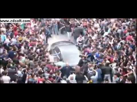 Turkish mine disaster PM Erdogan's car attacked