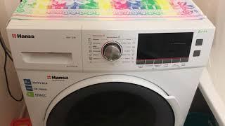 смотреть ВСЕМ!!! Мой личный минус стиральной машины HANSA!!!!!!