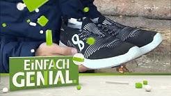 Innovativer Laufschuh: Ein Schuh für jeden Untergrund | Einfach genial | MDR