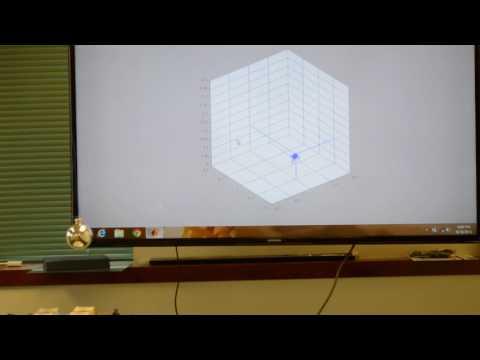 Radar Demo   3D Single Target