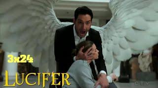 Lucifer save Chloe :  Lucifer Season-3 Episode-24 in HINDI (1/2)
