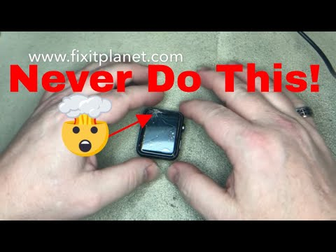 How much to replace apple watch screen uk
