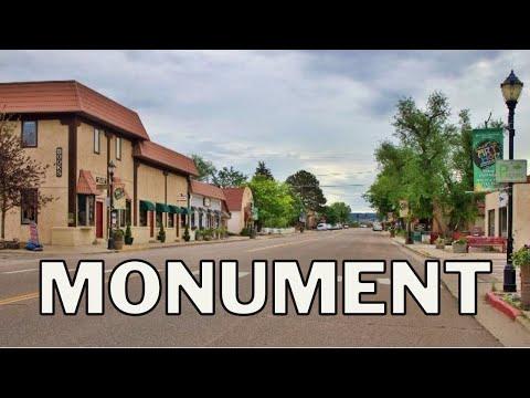 Suburbs Of Colorado Springs | Monument Colorado