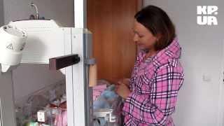 Харьковчанке, родившей тройню без мужа, подарили дом с евроремонтом