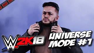 Download Video [WWE 2K18] Universe Mode #1 - Le Commencement [FR] MP3 3GP MP4