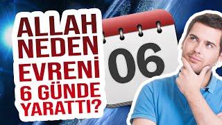 Allah Evreni Neden 6 Günde Yarattı?  Enis Doko