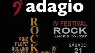 IV Festival de Rock (Junior). Escuela de música Adagio