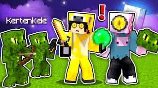 KERTENKELE GÖZÜ Göz Avı Minecraft Bölüm 2