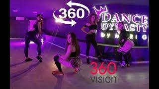 Twerk | Тверк | A Boogie Wit Da Hoodie feat. 6ix9ine - Swervin | 360 Dance VR Experience Video 4K |