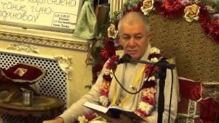 Чайтанья Чандра Чаран прабху - ШБ 3.14.21 - Семья и сознание Кришны (7 января 2014, ОМск)
