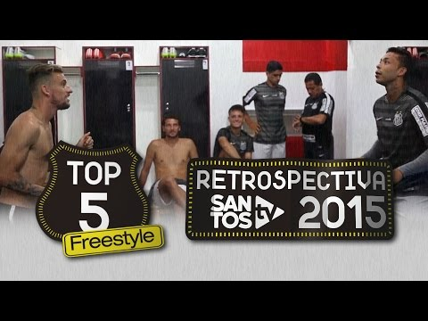 Top 5 – Freestyle (Retrospectiva 2015)