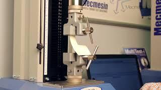 Trouser tear on MultiTest 5-i  - Mecmesin Force & Torque Measurement Systems