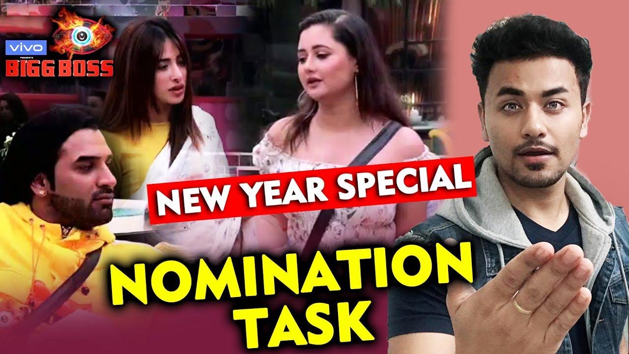 Bigg Boss 13 Year 2020 First Nomination Task Kaun Hoga Nominate Bb 13 Latest Video