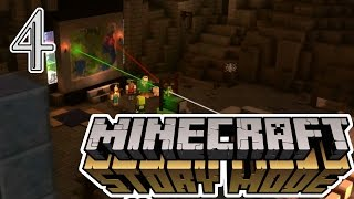 MINECRAFT STORY MODE | Part 4