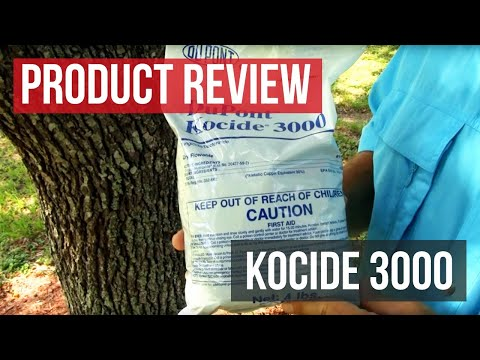 Kocide 3000 Copper Hydroxide Fungicide Guide