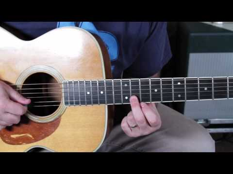 Eric Clapton - Layla - Unplugged - Guitar Solo lesson pt 1