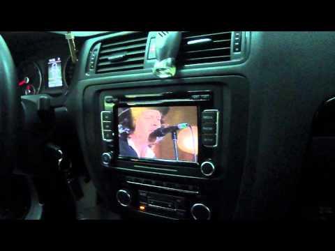 VW Vento Reproductor de DVD en Pantalla Original - SOUND VILLAGE