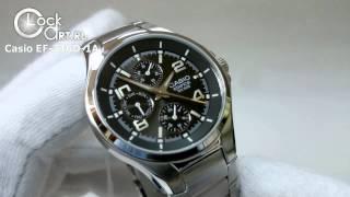 Наручные часы Casio Edifice EF-316D-1A(Наручные часы Casio Edifice артикул EF-316D-1A. Описание и фото: http://www.clockart.ru/hwf0id12403., 2015-03-18T13:14:23.000Z)