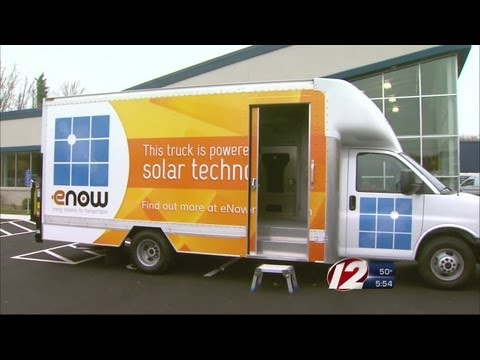 Local Company Developing Solar-Powered Trucks