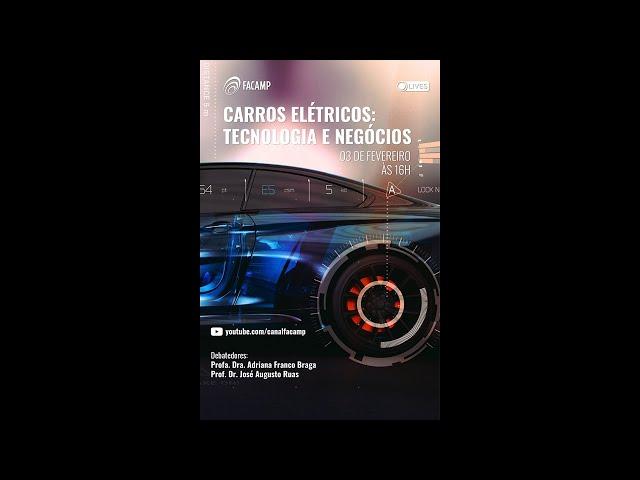 Carros elétricos: tecnologia e negócios