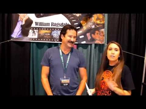 William Ragsdale  Fright Night at Scarefest 8