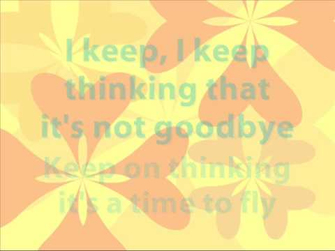 (Graduation) Friends Forever- Lyrics On Screen