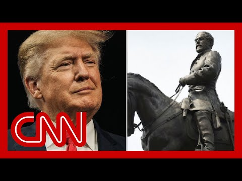 'Stupid sounding': Republican reacts to Trump's Robert E. Lee comment