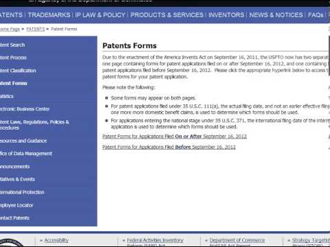 patent micro entity status overview