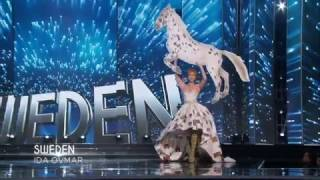 National Costume - Miss Universe Sweden 2016