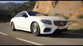 2017 Mercedes Classe E Coupé [ESSAI] : l'élément statutaire