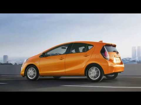 Wow 2017 Toyota Prius C Smallest And Least Expensive Hybrid