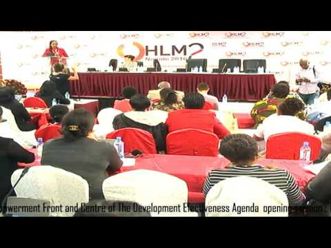 HLM2 NAIROBI Live Stream-women forum-english