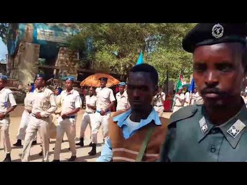 SANAD GUURAD 3AAD Koonfur galbeed: Ciidamada Baambayda Oo WADOOYINKA Baydhabo marey @@