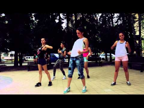 Mihaela Fileva, Divna & Preyah - Забранен достъп | DA Clique Choreography