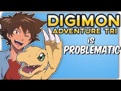 Digimon Tri: A Problematic Sequel   Billiam