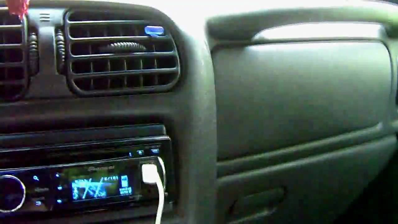 my new 2000 chevy blazer sound system - YouTube