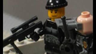 Precision: A lego Short