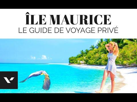 ►Guide de voyage de l'île Maurice ☀️les choses à voir absolument